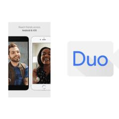 Google Duo 240x240 - Google vydal aplikáciu Duo: Má FaceTime konečne schopnú konkurenciu?