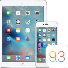 iOS 9.3 240x240 - Apple vydal iOS 9.3.5 s opravami zabezpečení