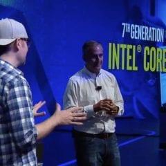 Intel Kaby Lake prezentácia
