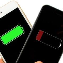 iphone battery icons 240x240 - Minuloročný iPhone X prekonal iPhone Xs a Xs Max vo výdrži batérie