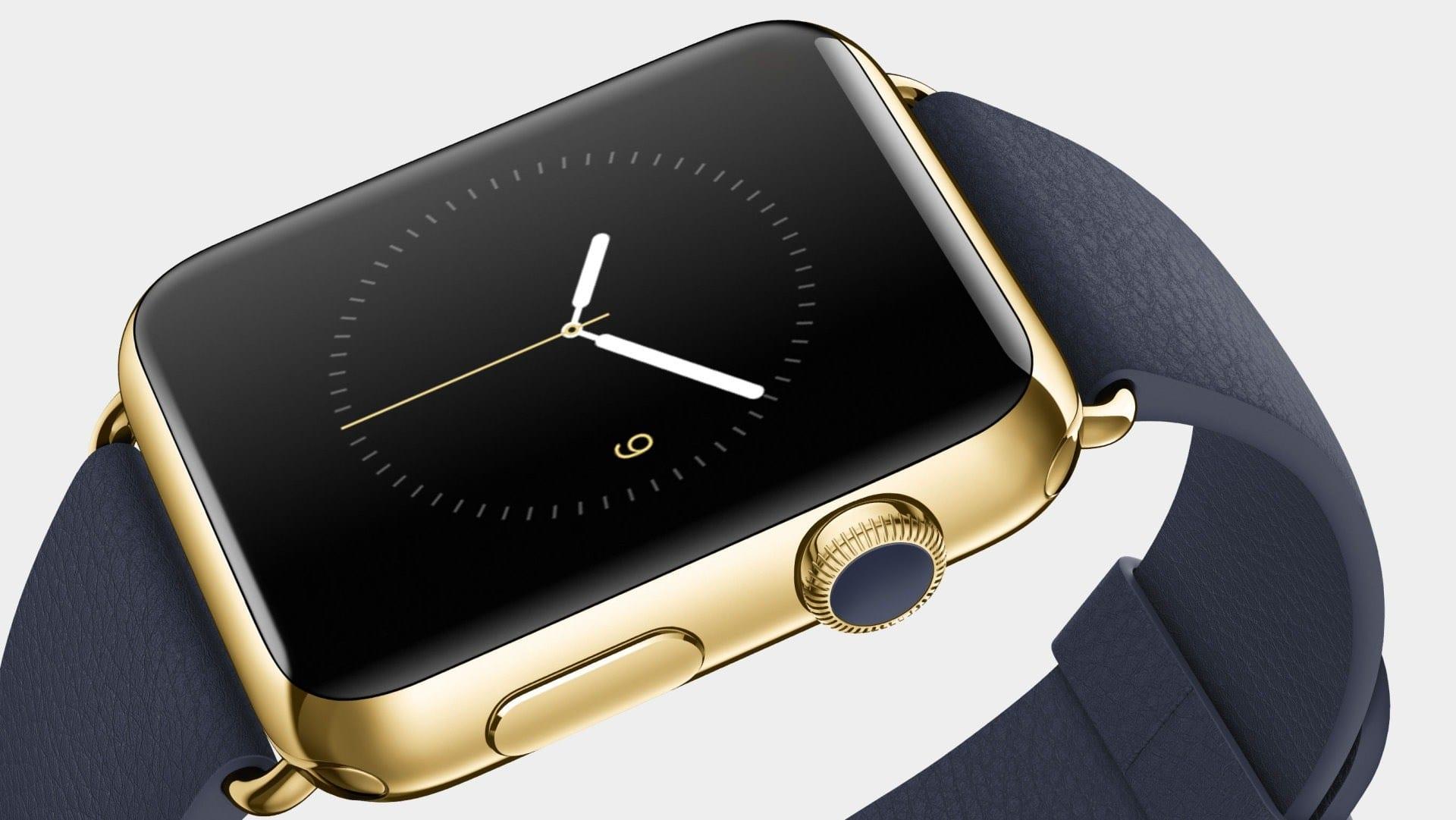 18-karátové Apple Watch Edition navrhol Jony Ive