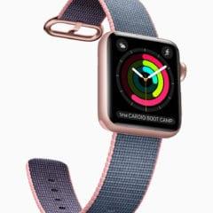 apple watch2 rosegold 240x240 - Apple údajne pracuje na sledovaní spánku pre Apple Watch