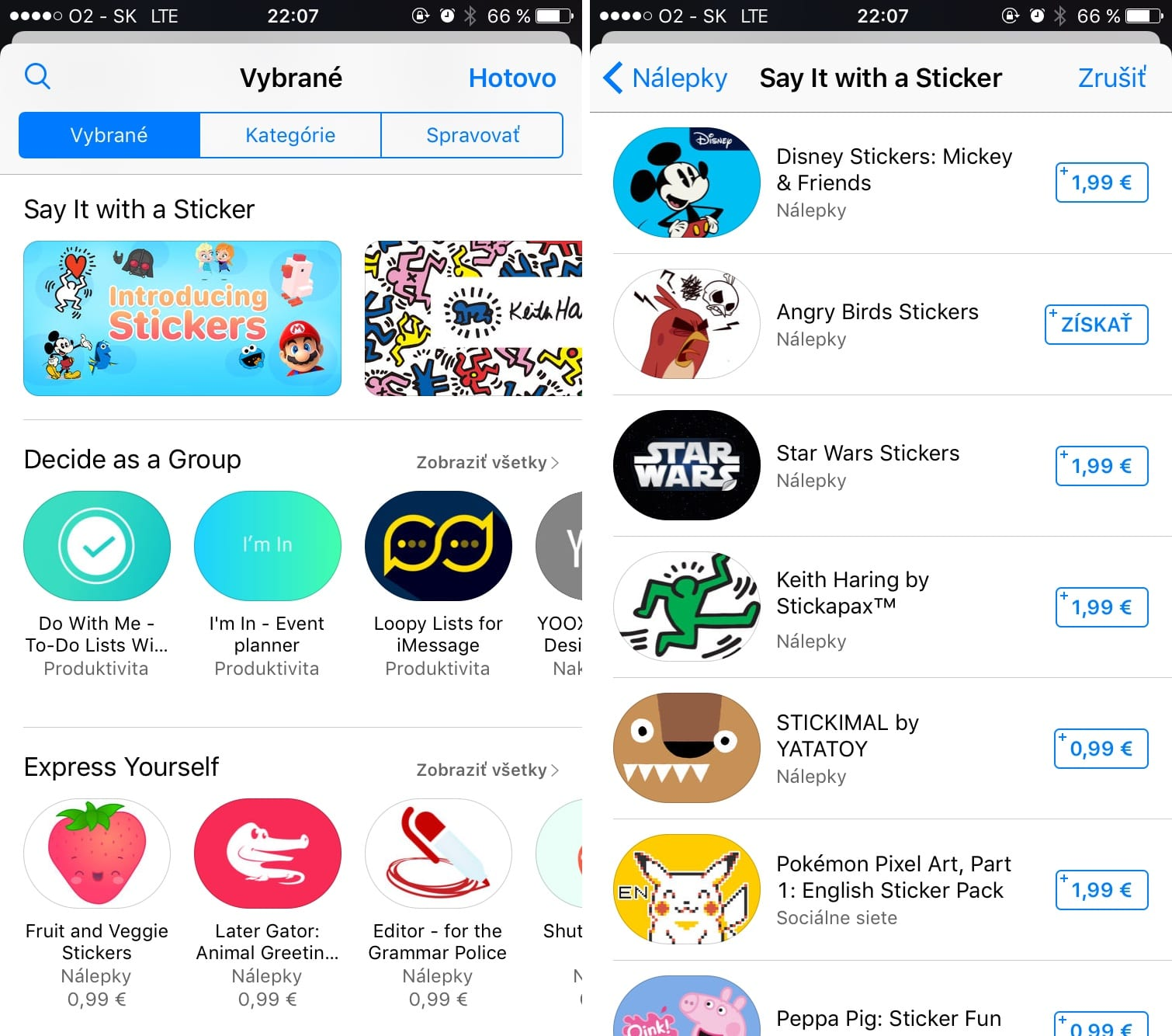 ios 10 recenzia spravy app store