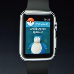 pokemon go apple watch3 240x240 - Niantic mohol odložiť Pokémon GO pre Apple Watch kvôli vlastnému zariadeniu