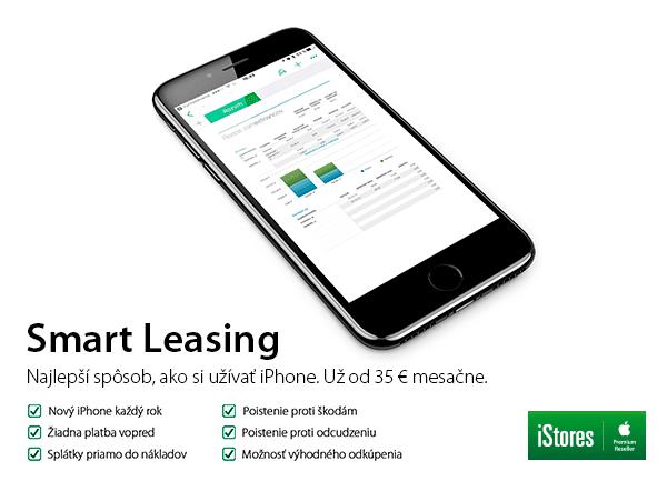 SL 2 600x433 - Každý rok nový iPhone pre váš biznis – Smart Leasing od iStores