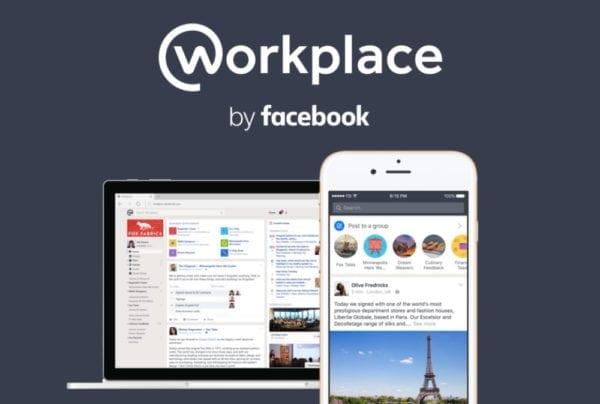 Workplace 600x404 - Facebook spustil novou sociální síť - Workplace