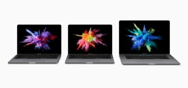 apple macbook pro 2016 6 600x283 - Apple si zaregistroval celkovo 10 nových modelov Macu a iPadu