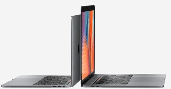 macbook pro 2016 13 15 600x314 - MacBook minulý rok tvoril desatinu všetkých predaných laptopov
