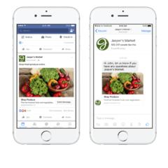 Facebook Messenger 240x240 - Reklamy budou už všude - i v Messengeru