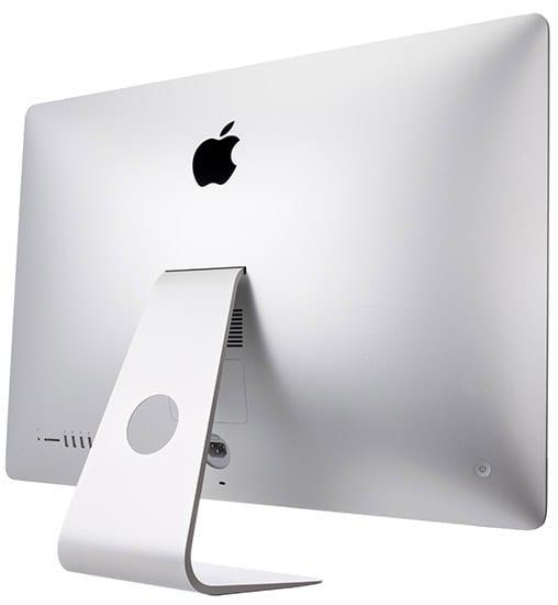 apple imac 27 inch intel core i5 4670 back u7qq - Apple ponúka vrátenie peňazí alebo opravu zdarma pre určité iMacy s vadnou súčiastkou držiaku displeja