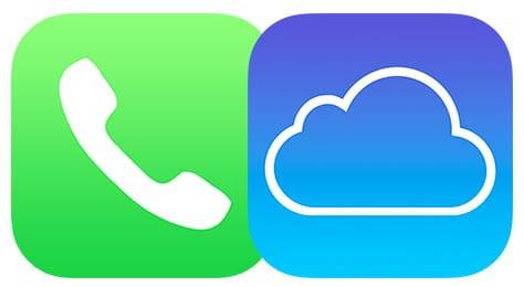 iCloud - Apple odesílá záznamy o hovorech do iCloudu