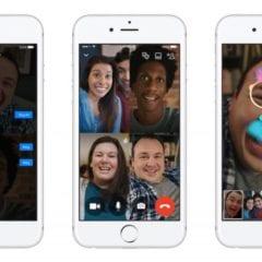 Messenger 240x240 - V Messengeru jsou nyní možné skupinové video hovory