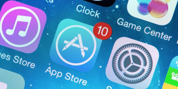 """app store 600x300 - Apple blokuje aplikácie, ktoré majú v názve """"free"""""""
