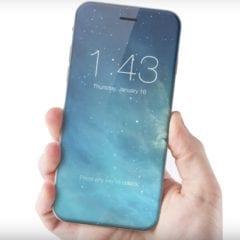 iPhone koncept 240x240 - Jaké iPhony a iPady očekávat v roce 2017?