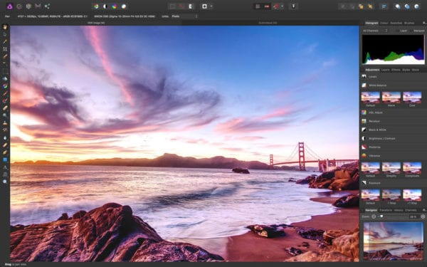 Affinity Photo 1 600x375 - Zlacnené aplikácie pre iPhone/iPad a Mac #47 týždeň