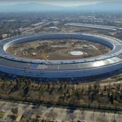 Apple Campus 2 240x240 - Apple Maps boli aktualizované o fotografie a informácie z Apple Parku