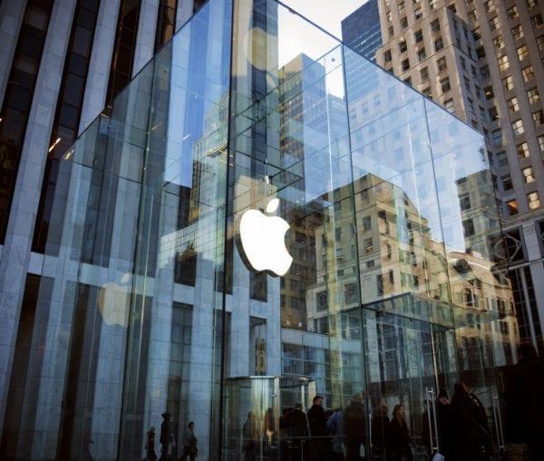 Apple Store 5th Avenue 600x509 - Ikonický Apple Store na 5. Avenue se přesouvá