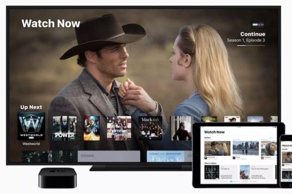 Apple TV westworld 600x398 - Apple pripravuje prémiový televízny balíček pre Apple TV