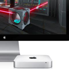Mac mini and Portal 2 240x240 - Tim Cook: Mac Mini je dôležitou súčasťou nášho pripravovaného lineupu