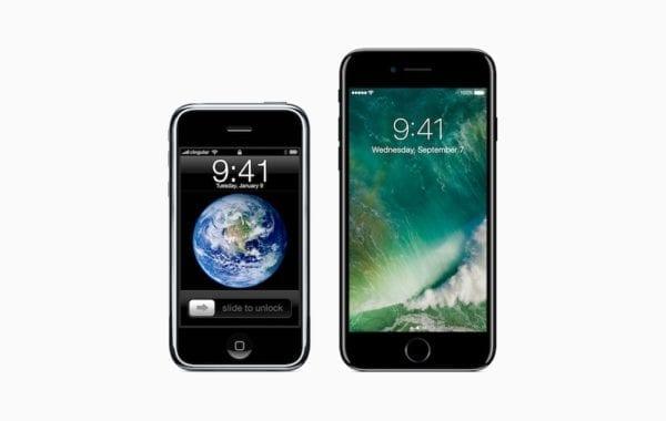 iPhone wide 600x380 - Apple musel klamať, aby bola prezentácia iPhone dokonalá