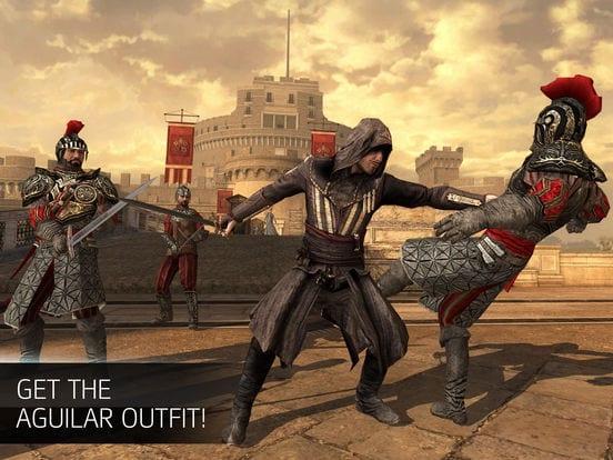 Assassins Creed Identity - Zlacnené aplikácie pre iPhone/iPad a Mac #08 týždeň