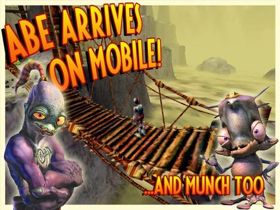 Oddworld Munchs Oddysee - Zlacnené aplikácie pre iPhone/iPad a Mac #08 týždeň