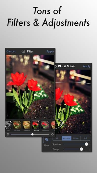 Tadaa SLR - Zlacnené aplikácie pre iPhone/iPad a Mac #30 týždeň