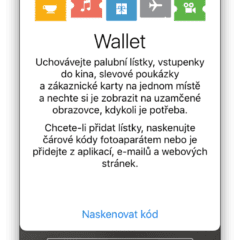 Wallet 240x240 - Jak přidat lístky/letenky do aplikace Wallet?