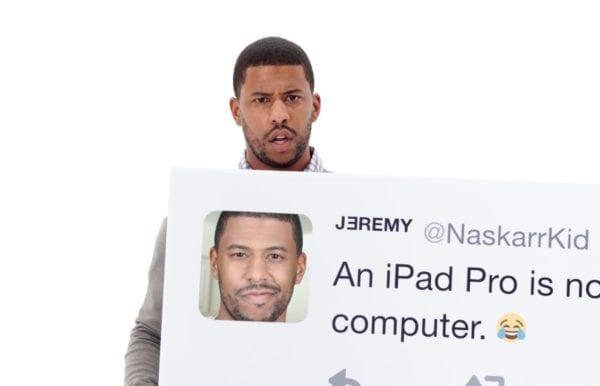 2592bb9b9 Štyri nové reklamy vysvetľujú, prečo je iPad Pro lepší ako počítač ...