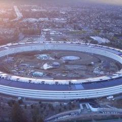 Apple Park 240x240 - Podívejte se jak probíhala stavba Apple Parku v průběhu celého roku na jednom videu
