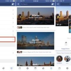 City Guides 1 240x240 - Plánujete někam výlet? Facebook a City Guides vám s tím brzy pomohou