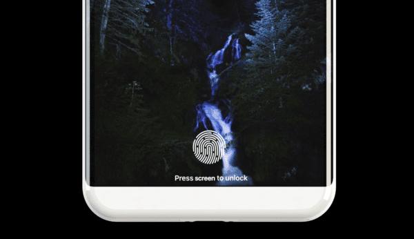 Press screen to unlock 600x346 - iPhone 8: Co všechno přinese co se týče designu?