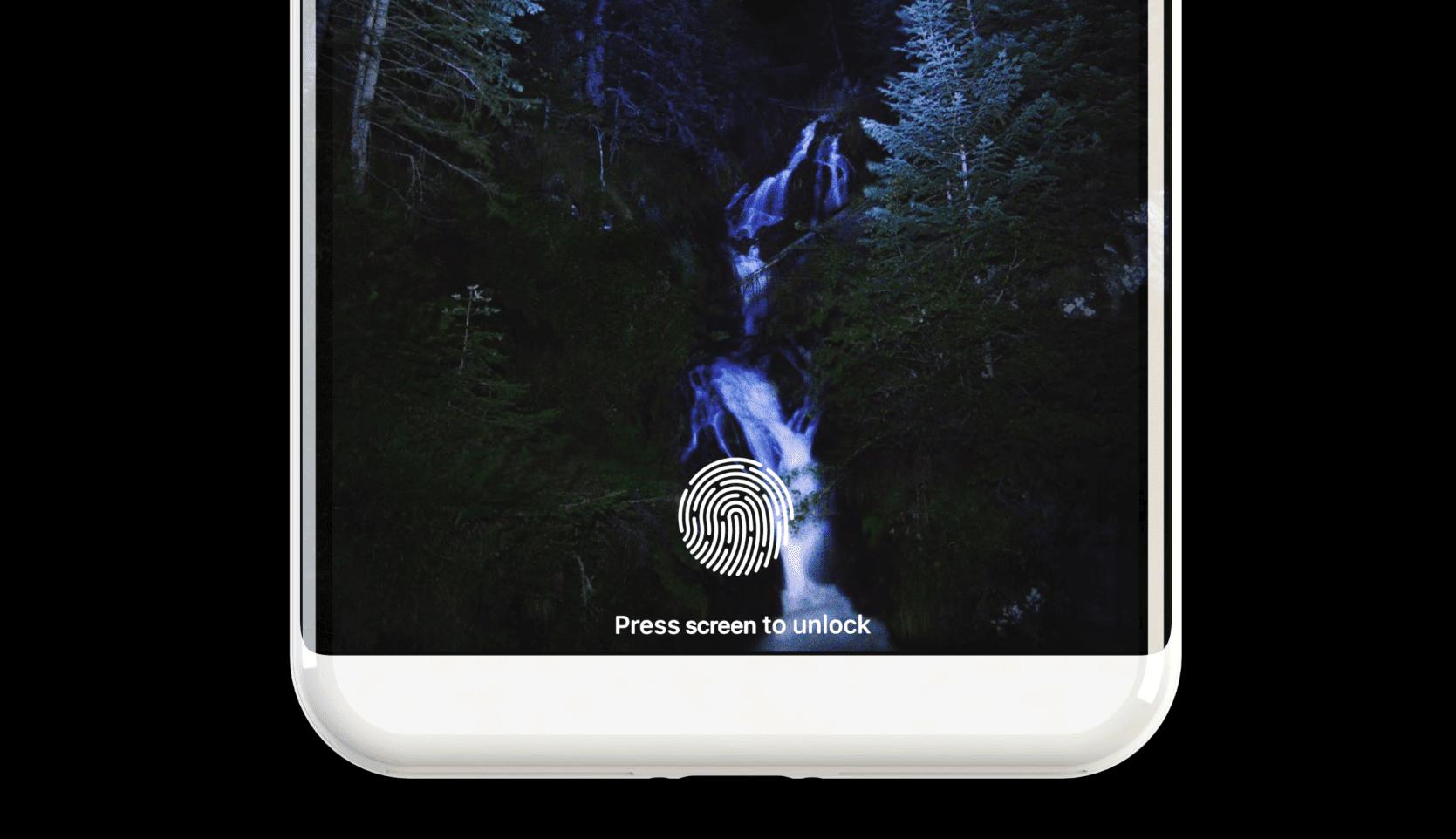 Press screen to unlock - iPhone 8: Co všechno přinese co se týče designu?