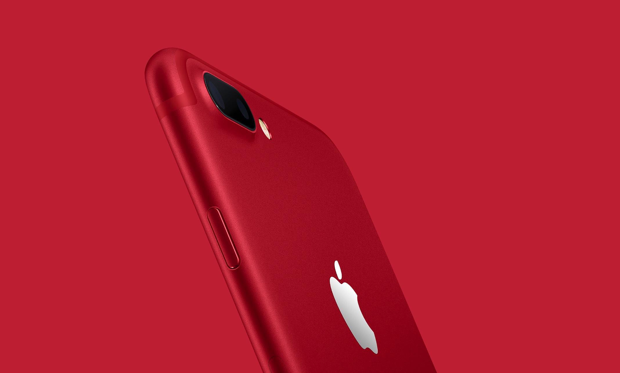 RED7 1 - Prvé dojmy z nového (PRODUCT)RED iPhonu 7 a iPhonu 7 Plus