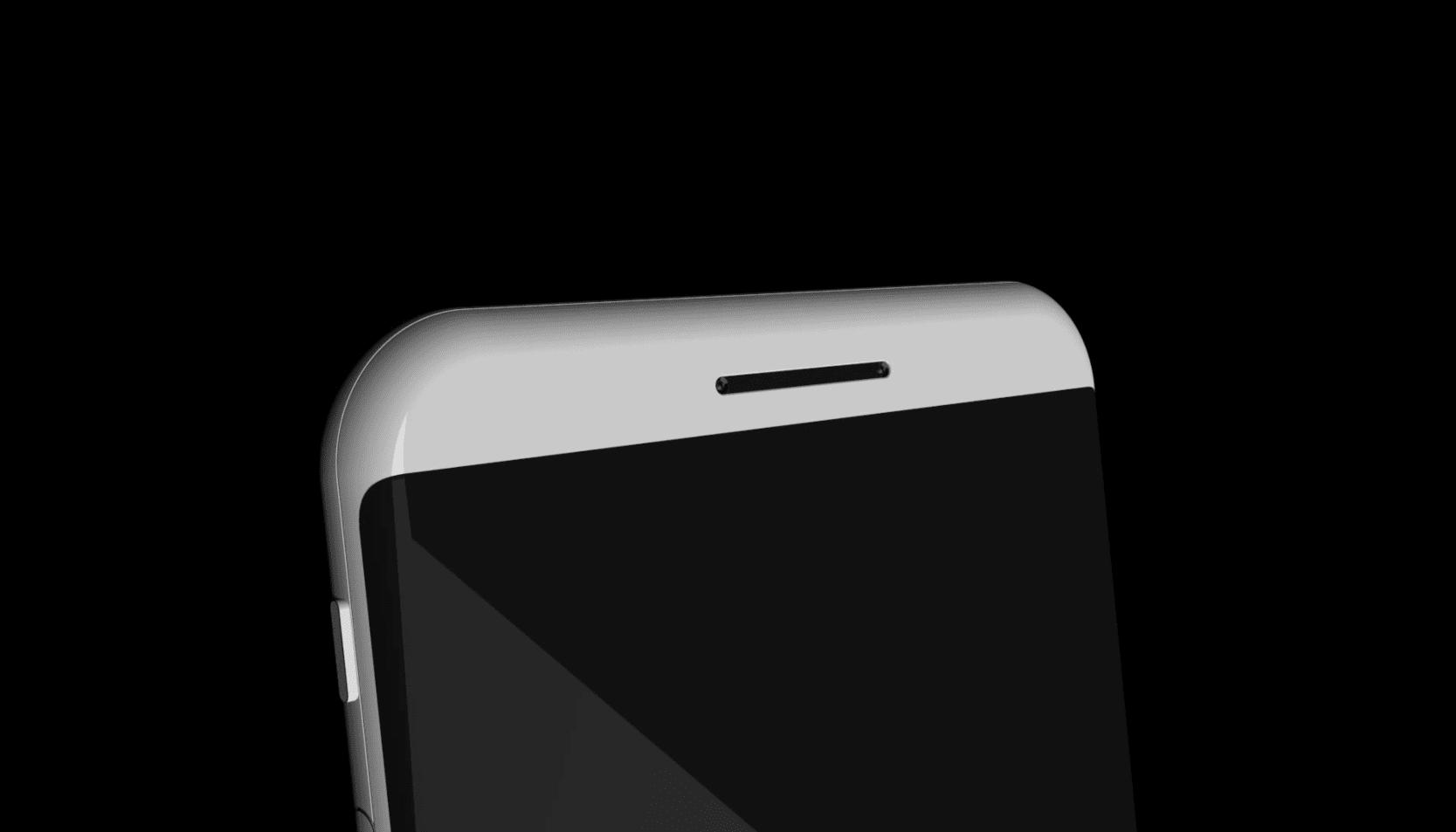 Render 3 - iPhone 8: Co všechno přinese co se týče designu?