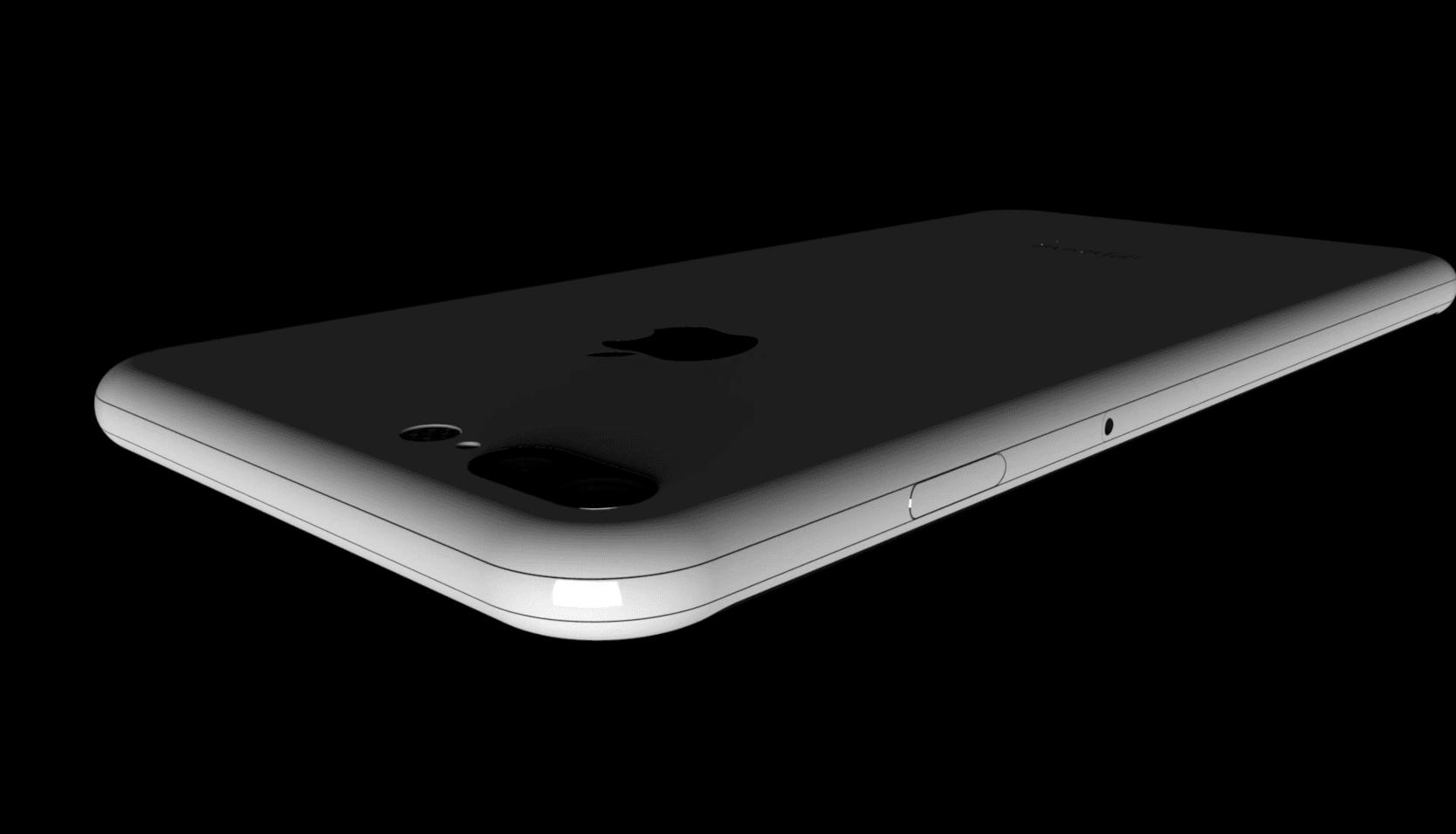 Render 4 - iPhone 8: Co všechno přinese co se týče designu?