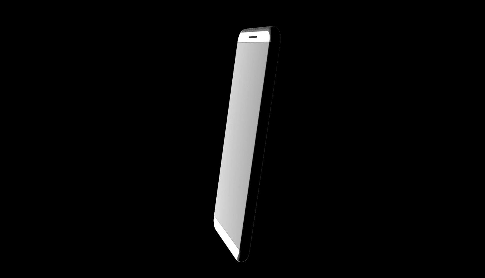 Render 5 - iPhone 8: Co všechno přinese co se týče designu?