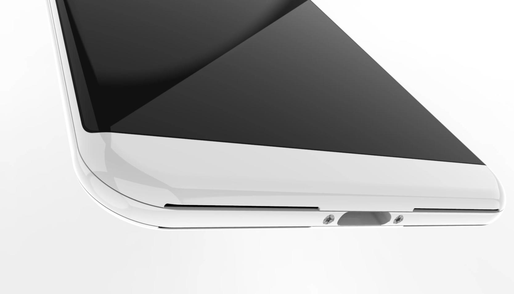 Render 8 - iPhone 8: Co všechno přinese co se týče designu?