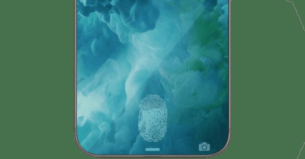 iPhone 8 Touch ID display FB 600x313 - Apple má pri iPhone 8 stále problémy s integrovaním Touch ID pod displej