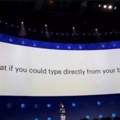 Facebook projekt tiché řeči 240x240 - Facebook pracuje na technologii, která vám umožní psát texty pomocí vašeho mozku