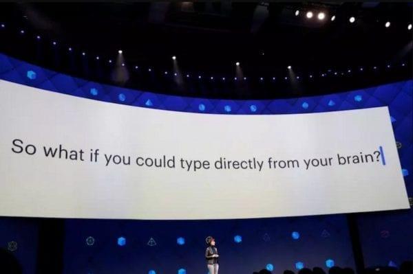 Facebook projekt tiché řeči 600x399 - Facebook pracuje na technologii, která vám umožní psát texty pomocí vašeho mozku