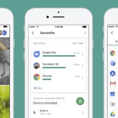 Family Link 240x240 - Pomocí aplikace Family Link můžete z iPhonu ovládat jiné Android zařízení