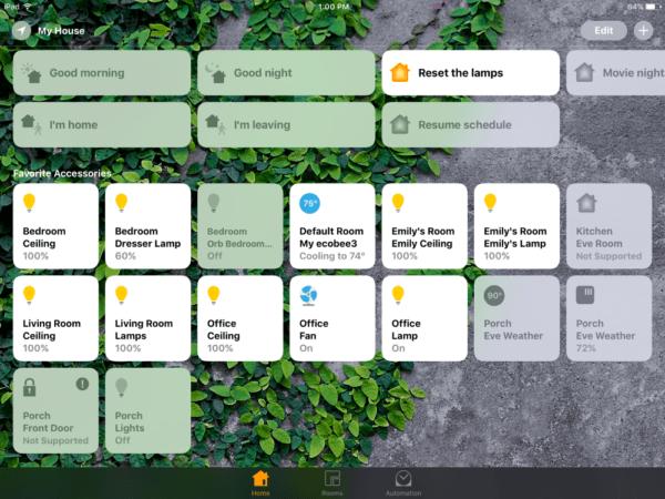 HomeKit 600x450 - Jaké novinky by mohla přinést WWDC 17 po stránce macOS 10.13?