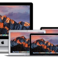 "Mac Devices Family macOS Sierra 240x240 - Intel predstavil nové čipy, čaká nás Core i9 a 13"" MacBook s quad-core?"