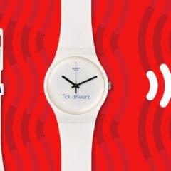 "swatch bellamy tick different 240x240 - Apple žaluje Swatch kvôli ""Tick Different"" sloganu"