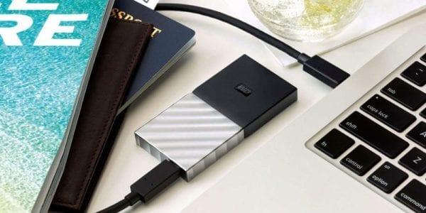 wd my passport ssd 600x300 - Western Digital oznámil externé SSD disky s USB-C konektivitou