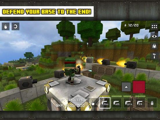Block Fortress - Zlacnené aplikácie pre iPhone/iPad a Mac #18 týždeň