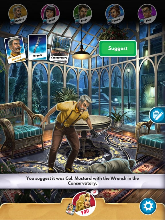 Cluedo The Classic Mystery Game - Zlacnené aplikácie pre iPhone/iPad a Mac #18 týždeň
