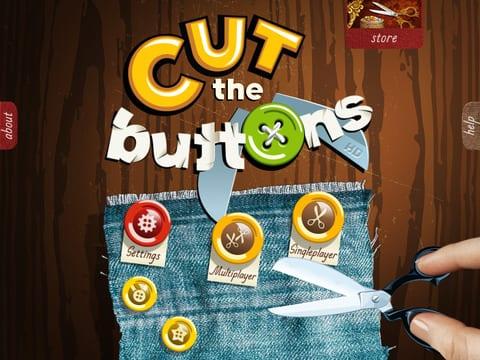 Cut the Buttons HD - Zlacnené aplikácie pre iPhone/iPad a Mac #19 týždeň