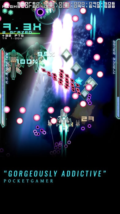 Danmaku Unlimited 2 Bullet Hell Shmup - Zlacnené aplikácie pre iPhone/iPad a Mac #20 týždeň